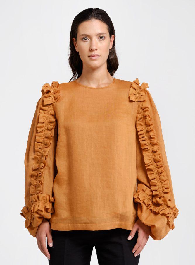 blusa in ortica