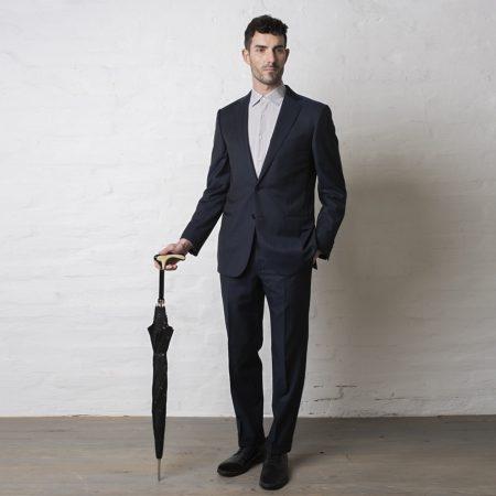 ombrello uomo corno
