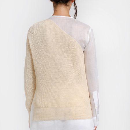 Nettle sweater shirt